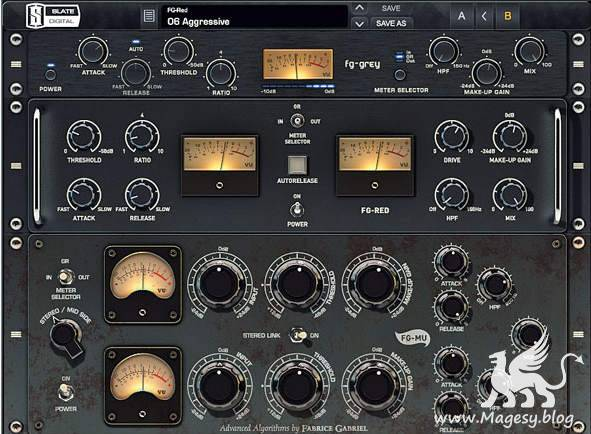 Virtual Buss Compressors v1.2.6.4 WiN-AudioUTOPiA