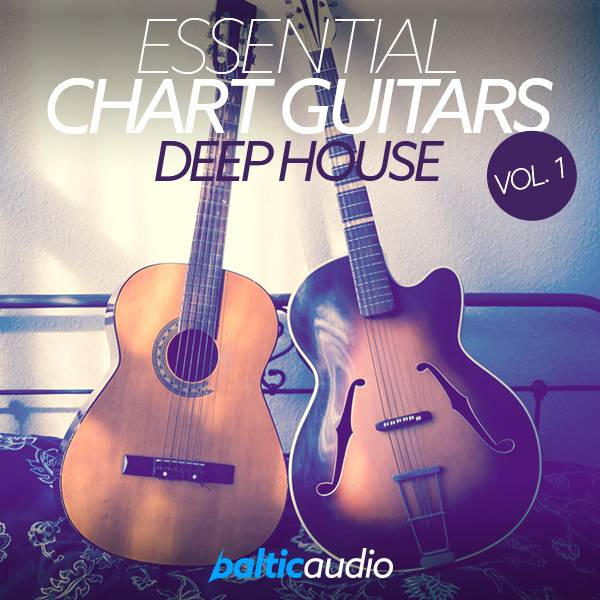 Essential Chart Guitars Vol.1 Deep House WAV-FANTASTiC