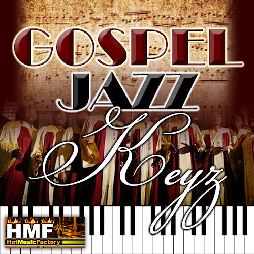 Gospel Jazz Keys MULTiFORMAT-KRock