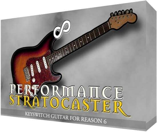 Performance Stratocaster REASON REFiLL-DiSCOVER-SYNTHiC4TE