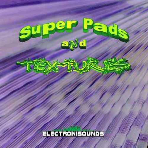Super Pads and Textures WAV-ALFiSO