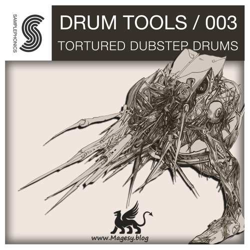 Tortured Dubstep Drums MULTiFORMAT
