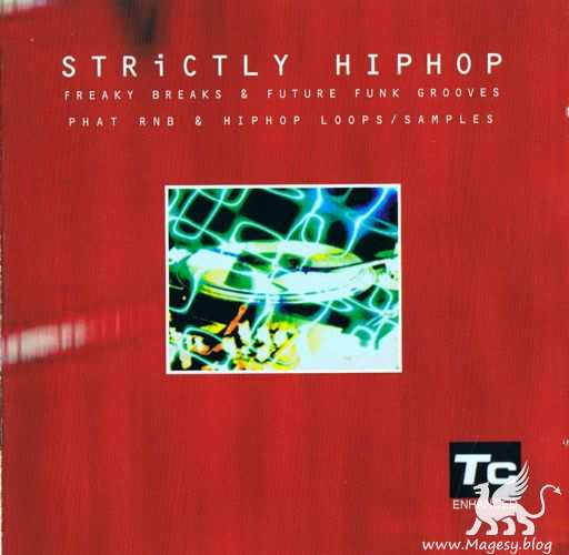 E-Lab Strictly Hip Hop WAV-P2P