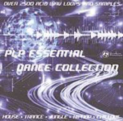 Essential Dance Collection Vol.1-6 ACiD WAV REX-6 CDs-BSOUNDZ