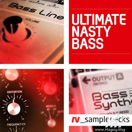 Ultimate Nasty Bass MULTiFORMAT-DiSCOVER