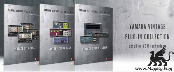Yamaha Vintage Plugin Collection v1.0 VST2 CE x64 WiN-V.R