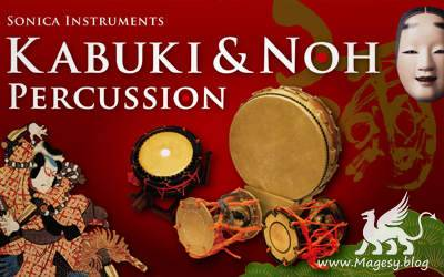 Kabuki And Noh Percussion v1.0.0 WiN MAC-R2R