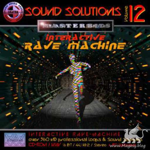 Masterbits Interactive Rave Machine WAV-MASsiVE