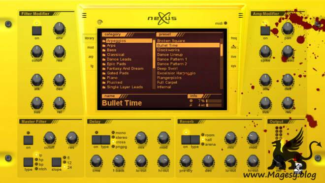 Nexus v2.2.1 With all Expansions, Presets, Skins WiN-AiRiSO