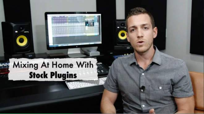 The Recording Revolution Mixing with Stock Plugins TUTORiAL
