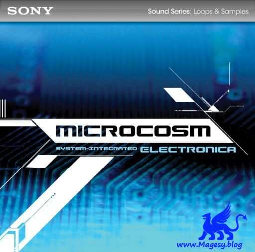 Sony Creative Software Microcosm WAV-DiSCOVER