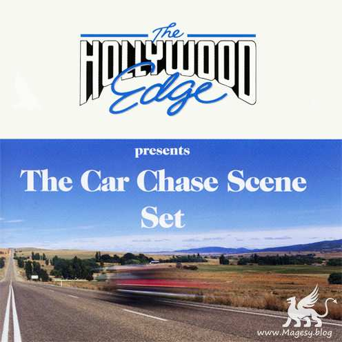 The Car Chase Scene Set WAV-TNC