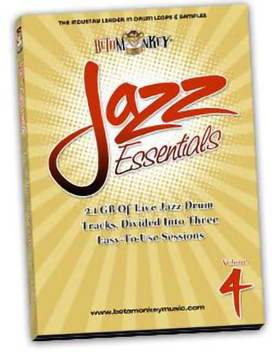 Jazz Essentials IV Multitrack Jazz Brum Tracks WAV-FANTASTiC