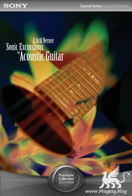 Sonic Excursions for Acoustic Guitar ACiD WAV-MAGNETRiXX