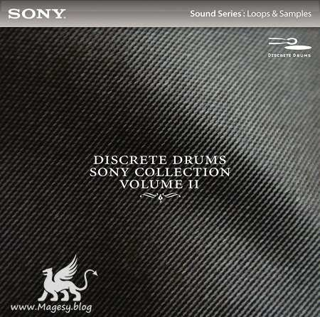 Sonic Foundry Discrete Drums Vol.2 ACiD WAV-CoBaLT