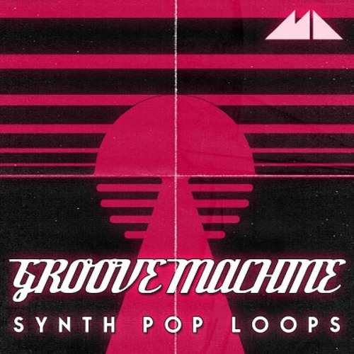 Groove Machine Synth Pop Loops ACiD WAV MiDi-DiSCOVER