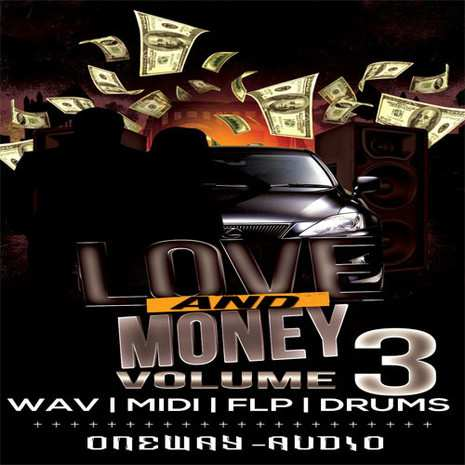 Love And Money Vol.3 WAV MiDi FL STUDiO-DiSCOVER