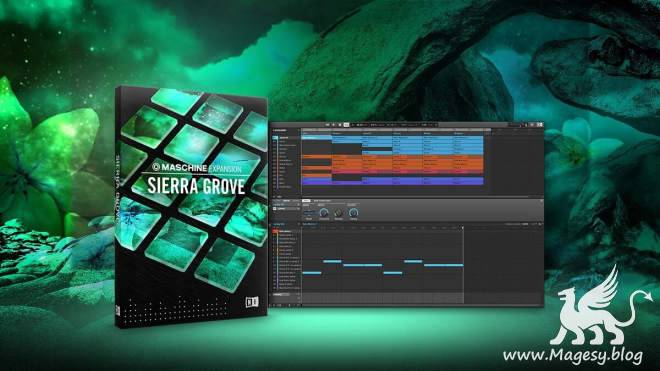 Sierra Grove v2.0.1 MASCHiNE EXPANSiON