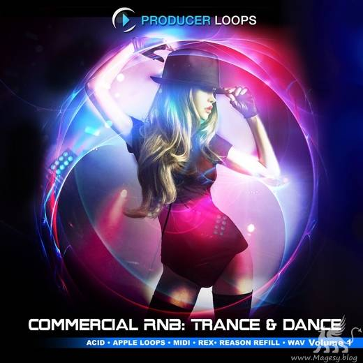 Commercial RnB Trance And Dance Vol.1