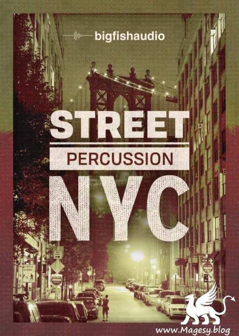 Street Percussion NYC MULTiFORMAT