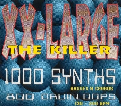 XXL The Killer CDDA AKAi BUNDLE-BSOUNDZ-KRock