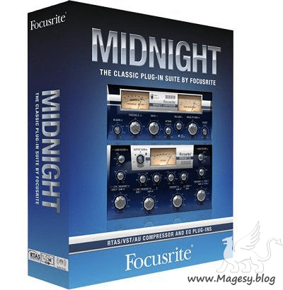 Focusrite Midnight Plugin Suite v1.7 AU VST RTAS WiN MAC R2R | Images From Magesy® R Evolution™