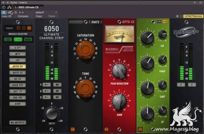 6050 Ultimate Channel Strip v6.2.0.10 WiN-AudioUTOPiA