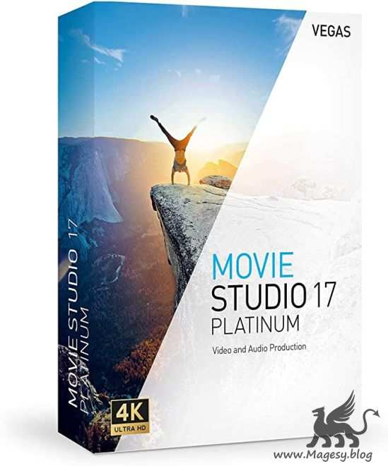 Movie Studio Platinum 17.0.0.221 MULTiLANG x64 WiN