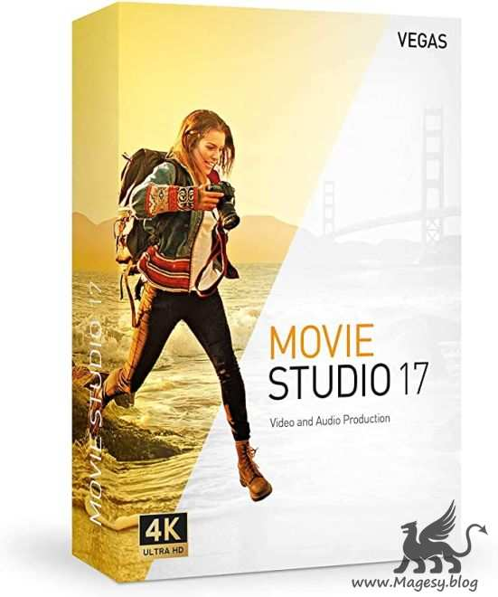 Movie Studio v17.0.0.176 MULTiLANG x64 WiN