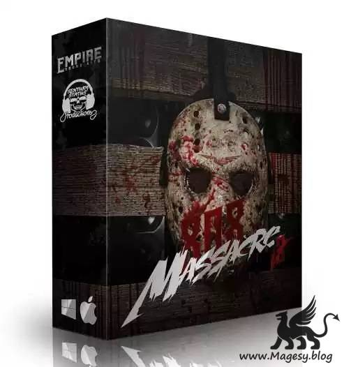 808 Massacre v3 AU VST WiN MAC