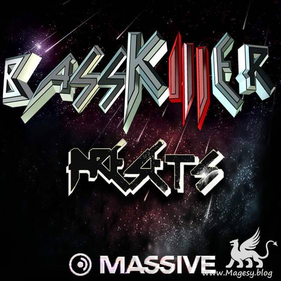 Bass Killer Presets Vol.1 For MASSiVE