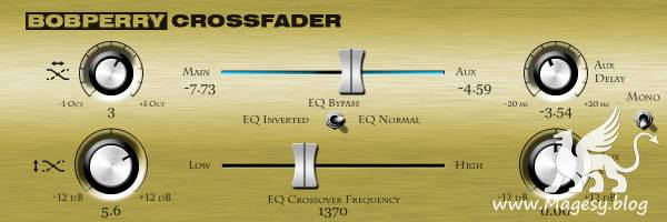 Crossfader v1.3.0 AU VST3 MAC WiN-HY2ROG3N