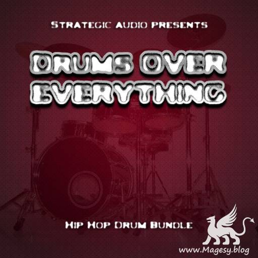 Drums Over Everything ACiD WAV AiFF