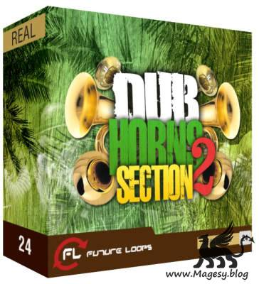 Dub Horns Section Vol.2 WAV REX-DISCOVER