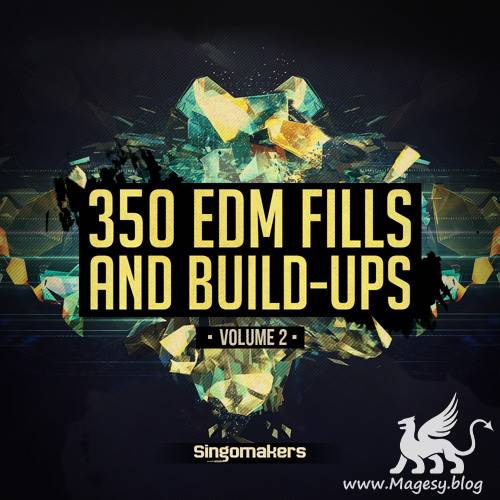 EDM Fills and Build-Ups Vol.2 WAV REX-AUDiOSTRiKE