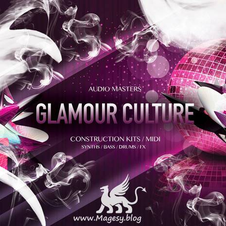 French Glamour Culture WAV MiDi-DiSCOVER