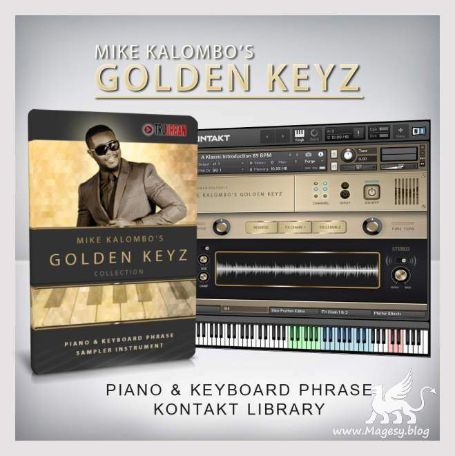 Golden Keyz WAV KONTAKT WiN MAC-FANTASTiC