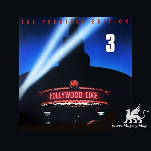 Hollywood Edge Premiere Edition Vol.3 WAV