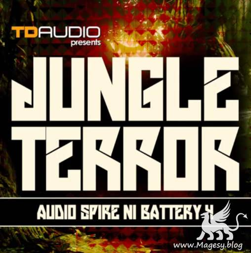Jungle Terror MULTiFORMAT