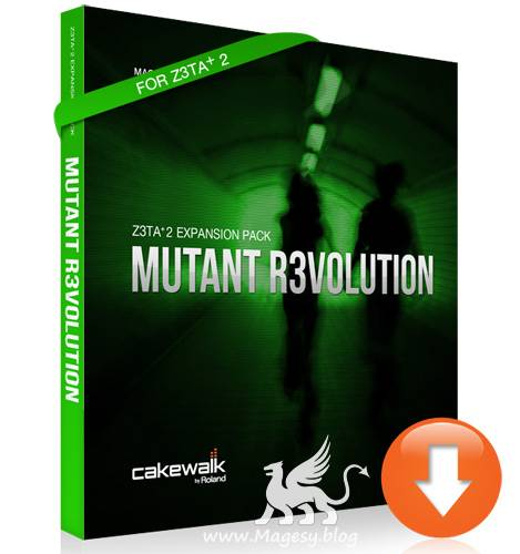 Mutant R3VOLUTION Expansion Pack for Z3TA+ 2
