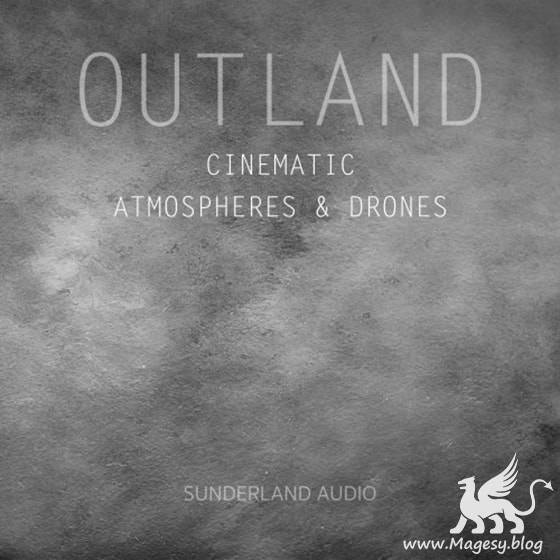 Outland: Cinematic Atmospheres and Drones WAV