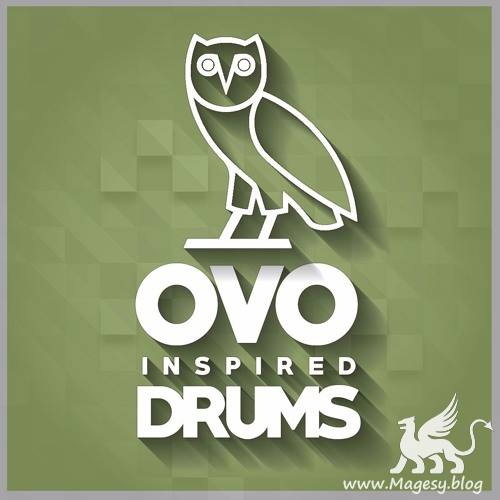 OvO Inspired Drums WAV-DiSCOVER