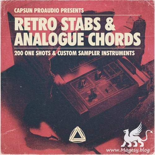 Retro Stabs and Analogue Chords MULTiFORMAT-FANTASTiC