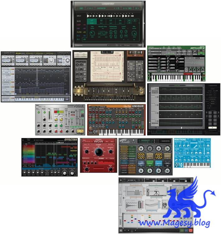 SB Plugins Pack 2015.01.02 WiN MAC-R2R