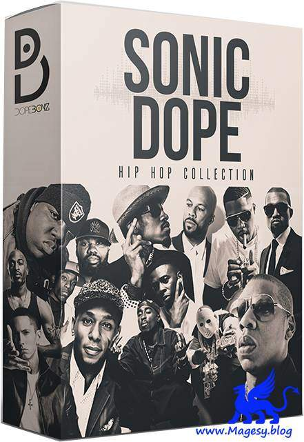 Sonic Dope Hip Hop Collection WAV-DiSCOVER