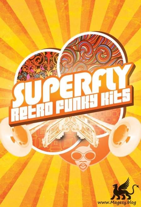 Superfly Retro Funky Kits MULTiFORMAT