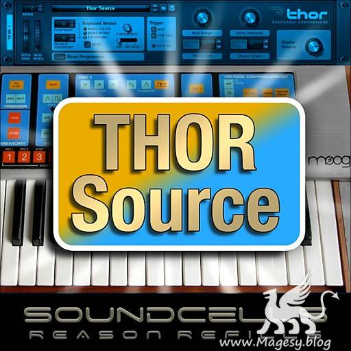 Thor Source REFiLL V1 and V3-AudioP2P