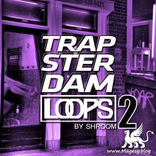 Trapsterdam Loops 2 WAV-DiSCOVER