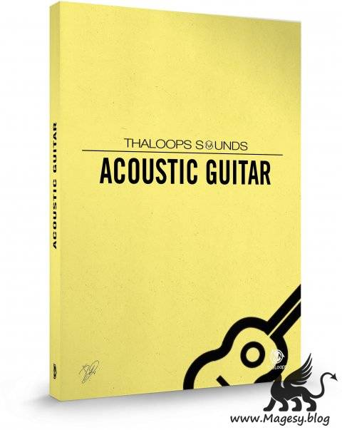 Urban Acoustic Guitar KONTAKT-FANTASTiC