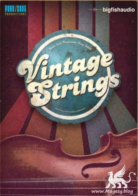 Vintage Strings KONTAKT-AUDiOSTRiKE